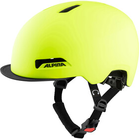 Alpina Brooklyn Helmet, be visible matt